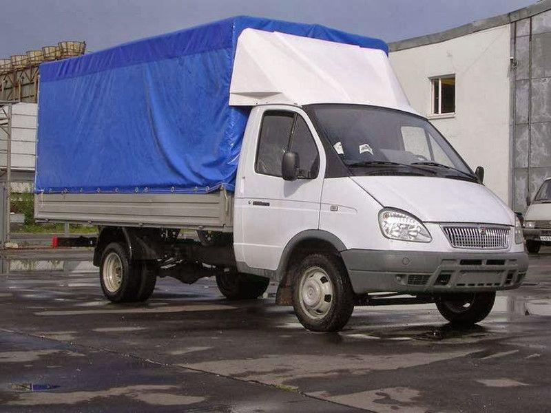 Газель перевозка грузов по Москве