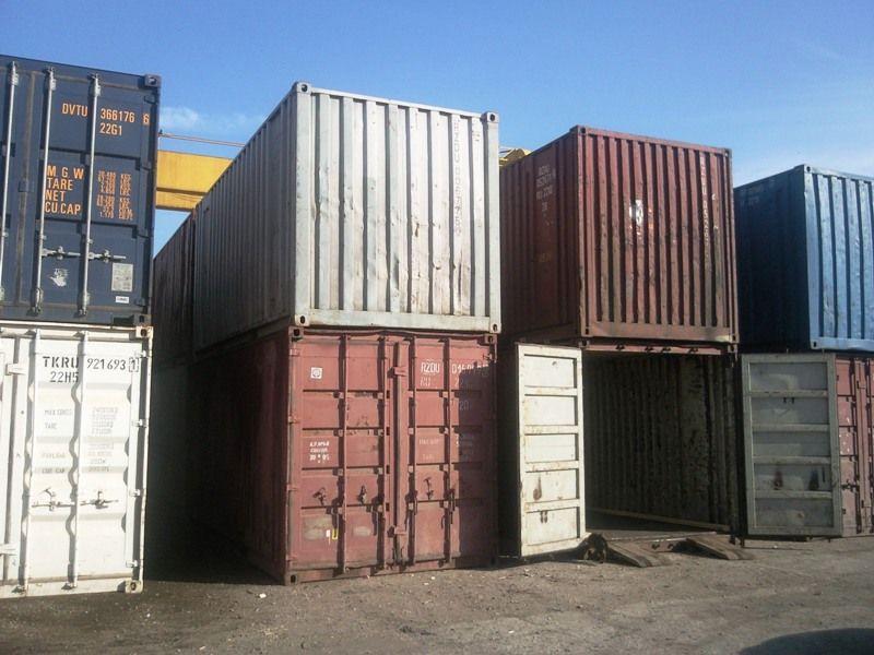 Доставка грузов из Москвы в контейнерах по железной дороге.