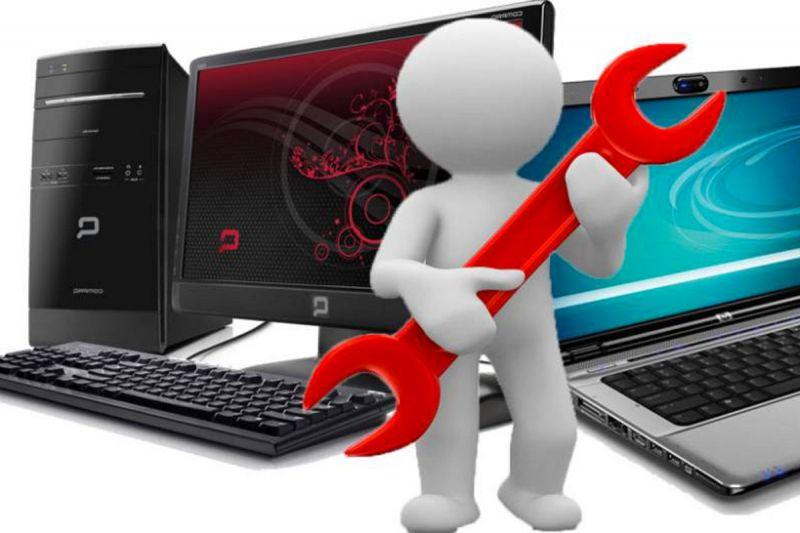 Windows установка, ремонт или сборка компьютера, апгрейд