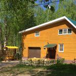 Загородный коттедж на сутки и более в аренду